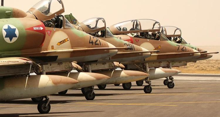 A-4 Skyhawk della Israel Air Force
