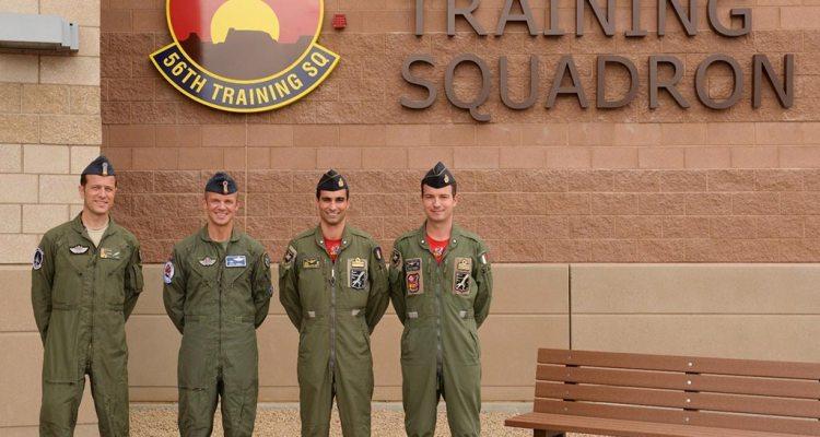 primi piloti di f-35 dell'Aeronautica Militare