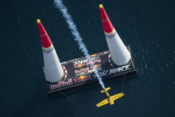calendario Red Bull Air Race