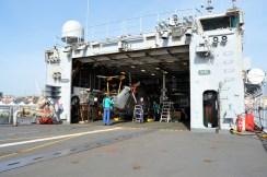 Fregata D642 Montcalm della Marine Nazionale francese