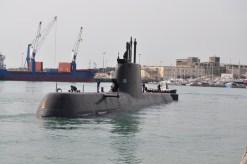 Sommergibile HS Pipino classe 214 della Marina Ellenica