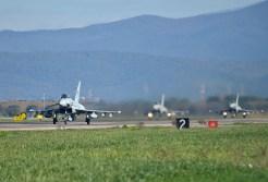 eurofigher typhoon aeronautica militare partenza per la red flag 2016