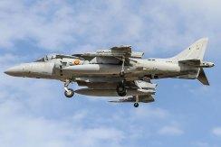 AV-8B Harrier spagnoli DACT 2016