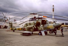 Mil MI-28 Night Hunter - Havoc