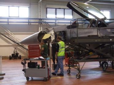 GEA gruppo efficenza F-16 aeronautica militare