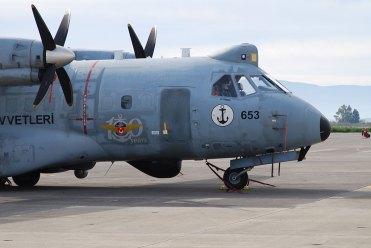 Casa P-235 Turkish Navy