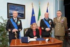 generale enzo vecciarelli capo di stato maggiore dell'aeronautica militare