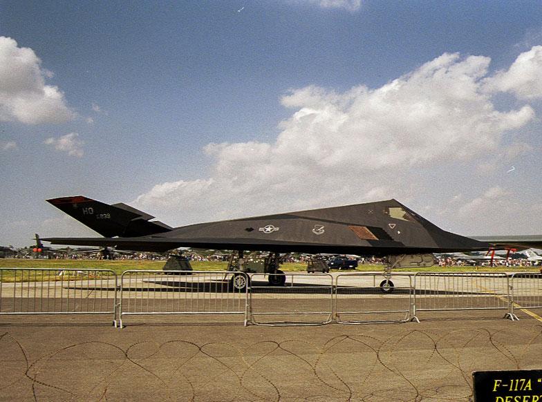 F117A Stealth