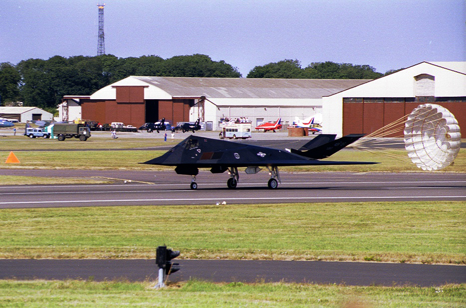 F117A Stealth Fighter Air Tattoo 1999