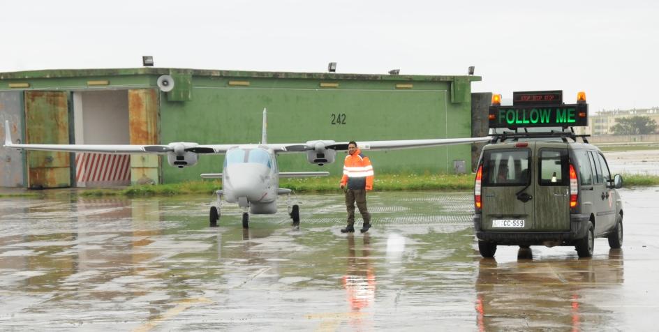 Aeneas Patrol Flights Frontex