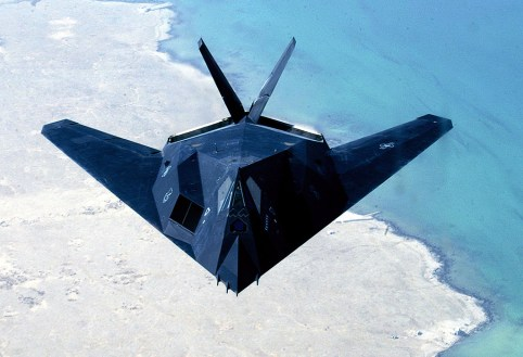 F-117 OPERATION IRAQI FREEDOM