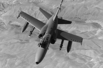 caccia bombardieri amx dell'aeronautica militare