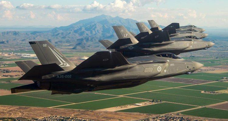 f35 jsf raggiunte le 50000 ore di volo