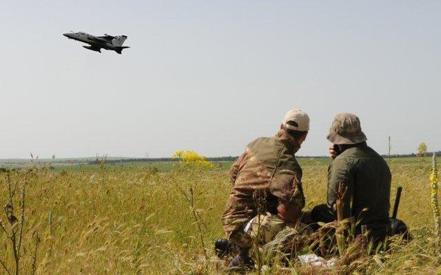 forward air controllers italiani