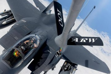 usaf F-15E Inherent Resolve