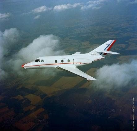 Dassault Aviation Falcon 10