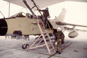 tornado aeronautica militare operazione locusta