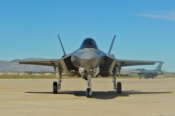 f35 lighting basi aeree negli usa