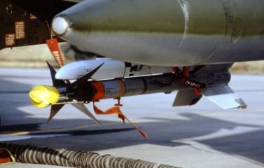 AIM9L Siderwinder per anni è stato il pungiglione dell'F104S ASA in dotazione al 37 stormo