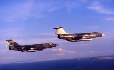 F-104S ASA Aeronautica Militare