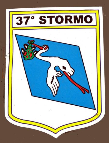 stemma del 37° Stormo Aeronautica Militare