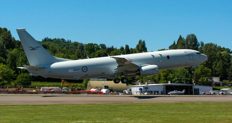 Boeing P-8 Poseidon Royal Australian Air Force