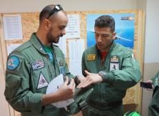 Due piloti italiani in fase di pianificazione