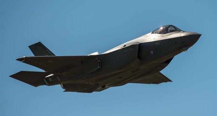 foto degli F-35 italiani