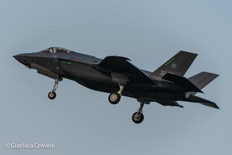 F-35 Lightning II Aeronautica Militare Italiana