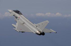 scramble eurofighter typhoon 18° Gruppo