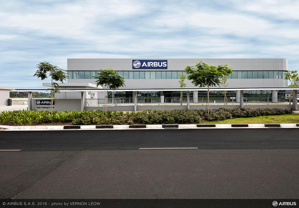 Airbus Asia Training Centre Singapore