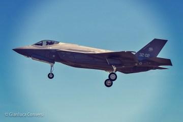 foto F-35 AL-2 Aeronautica Militare Italiana