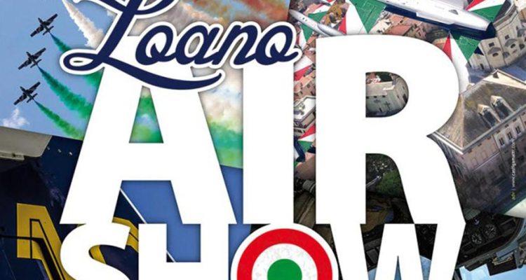 locandina loano air show 2016