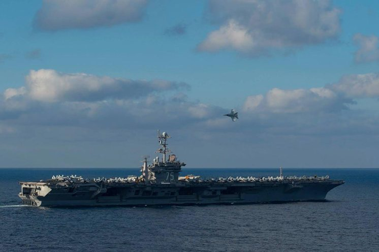 cvn-75 uss harry truman