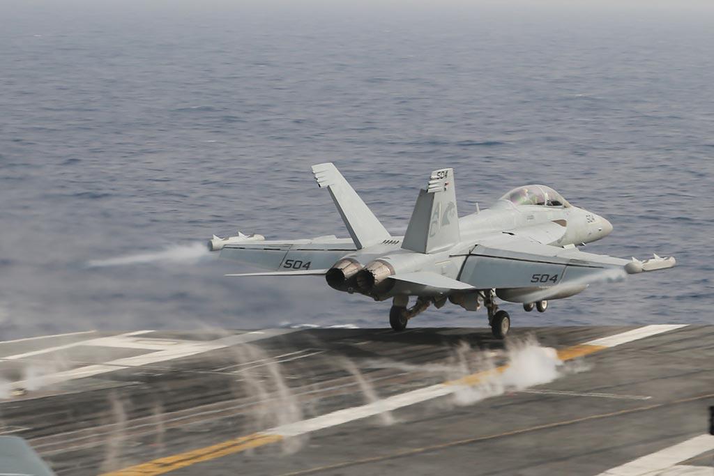 E/A-18G Growler US Navy