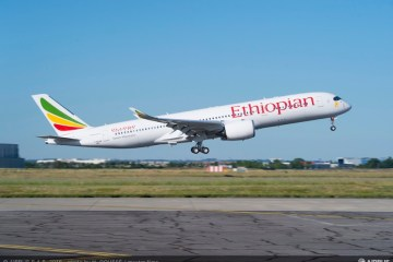 A350-900 Ethiopian Airlines