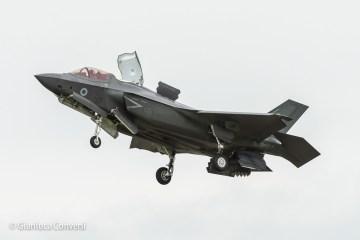F-35B versione STOVL decollo corto e atterraggio verticale