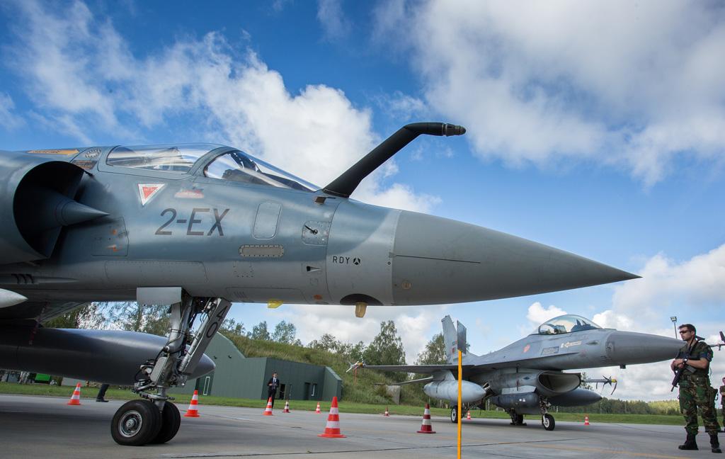 Mirage 2000-5F Armée de l'Air