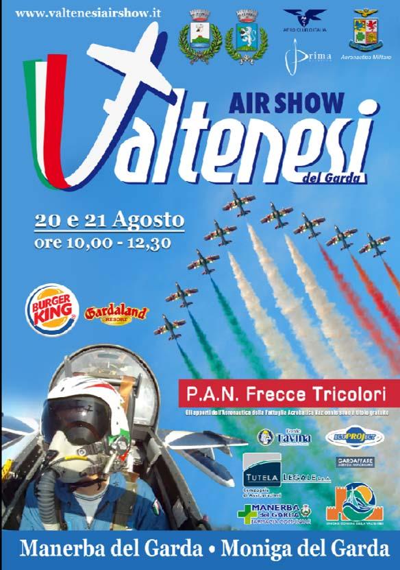 locandina Garda AirShow 2016