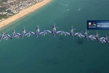 Jesolo air show 2016