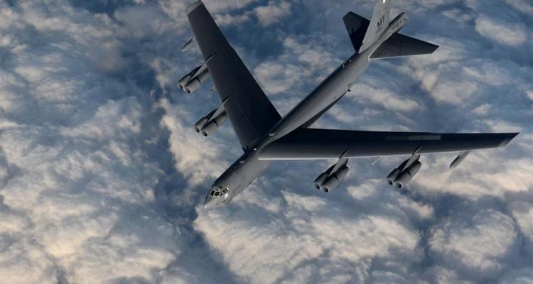 polar roar bombardieri strategici americani