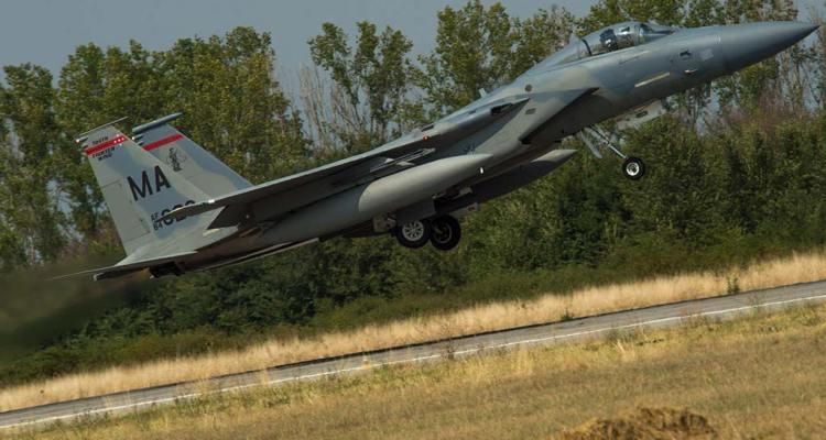 F-15C Eagle USAF