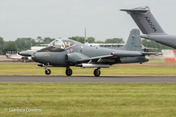 BAC Strikemaster 167