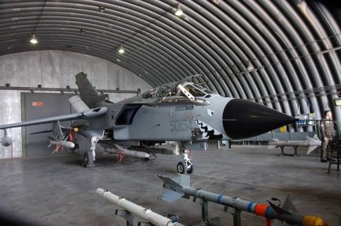 caccia Tornado ECR italiani