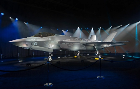 f-35 credit ben steel lockheed