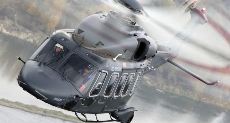 Agusta Westland AW149