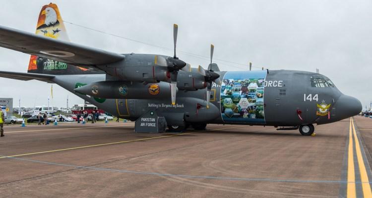 Lockheed L-100 Hercules Pakistan Air Force