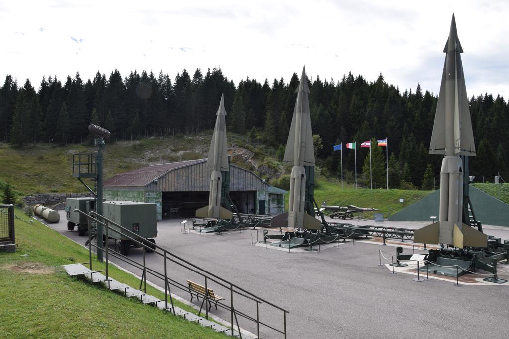 Base Tuono Passo Coe, Trentino