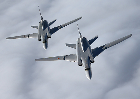 TU-22 Backfire Russian Air Force