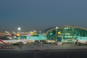 Dubai internation airport